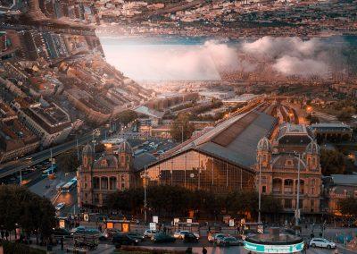Inception – Budapest